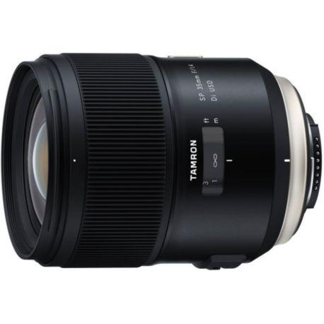 Objectif TAMRON SP 35mm F/1.4 Di USD Nikon