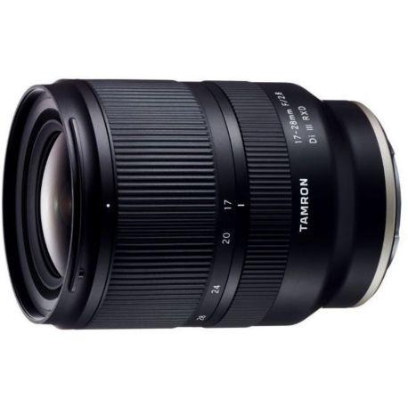 Objectif TAMRON 17-28mm F/2.8 Di III RXD Sony E-Mount