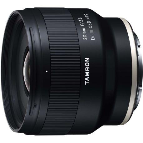Objectif TAMRON 20mm F2.8 DI III OSD Sony FE