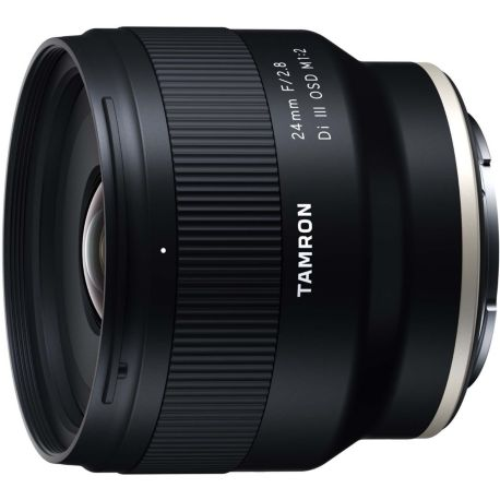 Objectif TAMRON 24mm F2.8 DI III OSD Sony FE