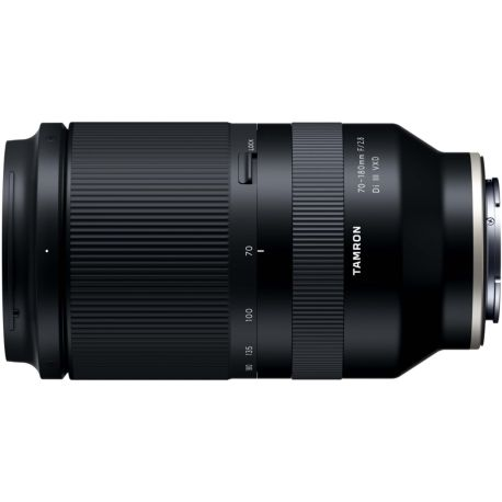 Objectif TAMRON 70-180mm F/2.8 Di III VXD Sony E-Mount