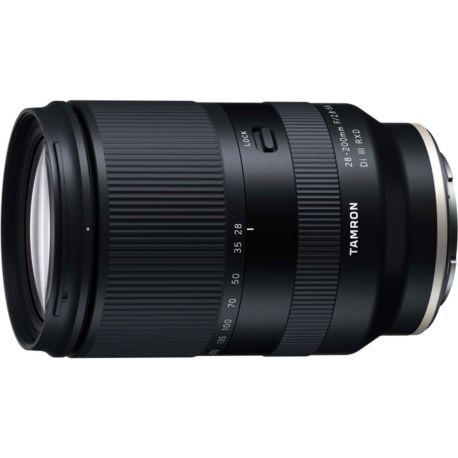 Objectif TAMRON 28-200mm F/2.8-5.6 DiIII RXD Sony EMount