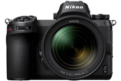 APN NIKON Z 6 +Z 24-70mm F4 S + Adaptateur FTZ AF