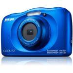Compact NIKON COOLPIX W150 Bleu + Sac à