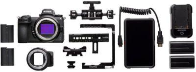 Appareil photo Hybride Nikon Z6 II Kit Video AtomosVlog