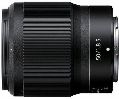 Objectif pour Hybride Plein Format Nikon NIKKOR Z 50mm f/1.8 S