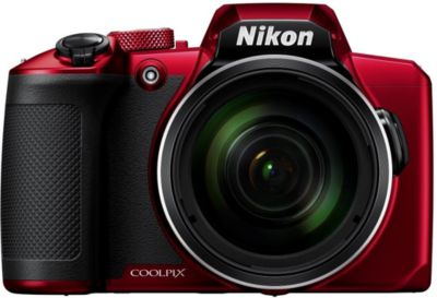 Appareil Photo bridge nikon b600 rouge