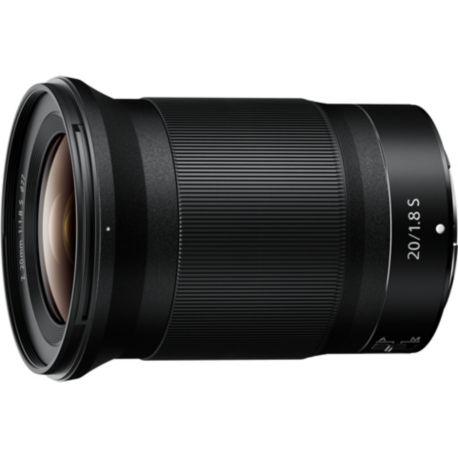 Objectif NIKON NIKKOR Z 20mm f/1.8 S