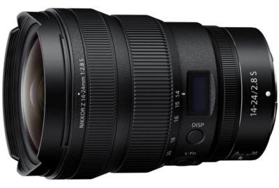 Obj NIKON NIKKOR Z 14-24mm f/2.8S Zoom