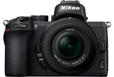 APN NIKON Z50 Kit +16-50 DX