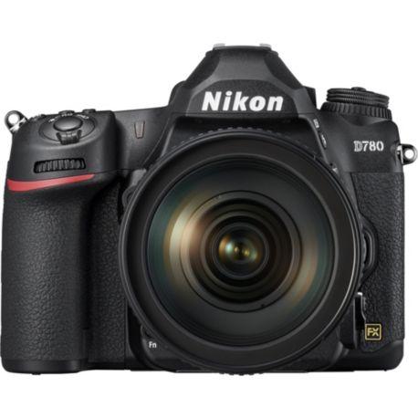Reflex NIKON D780 nu + AF-S 24-120 F/4 G ED VR