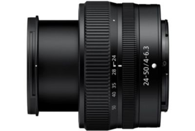 Obj NIKON NIKKOR Z 24-50mm f/4-6.3