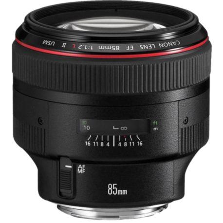 Objectif CANON EF 85mm f/1.2 L II USM