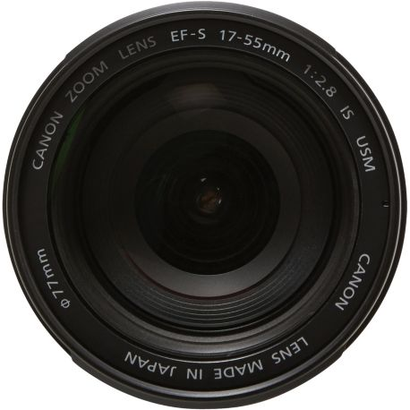 Objectif CANON EF-S 17-55mm f/2.8 IS USM