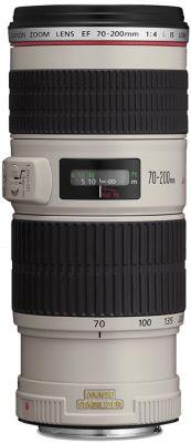 Objectif pour Reflex Plein Format Canon EF 70-200mm f/4 L IS USM