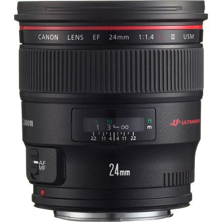 Objectif CANON EF 24mm f/1.4 L II USM