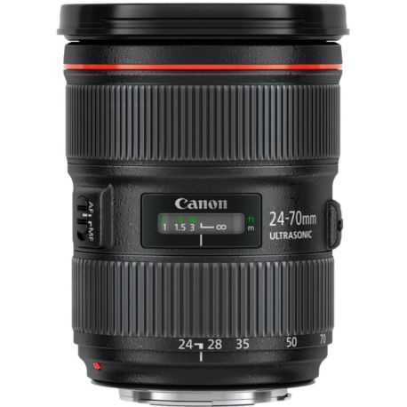 Objectif CANON EF 24-70mm f/2.8 L II USM