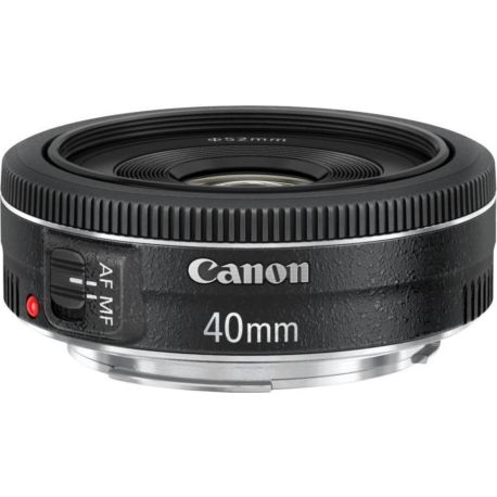 Objectif CANON EF 40mm f/2.8 STM