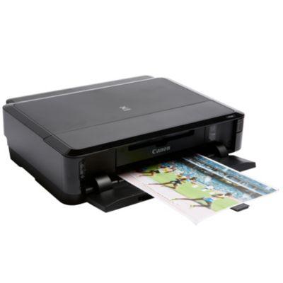 Imprimante jet d'encre Canon IP7250 + Cartouche d'encre Canon CLI551 N/C/M/J