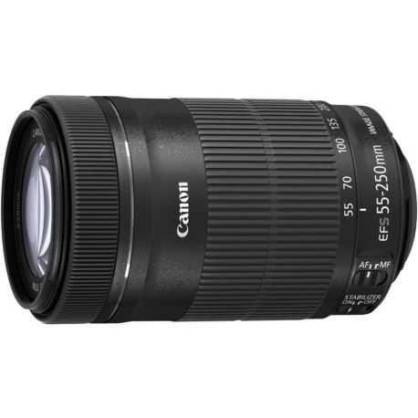 Objectif CANON EF-S 55-250mm f/4-5.6 IS STM