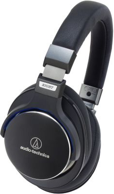 Casque Arceau Audio Technica ATH-MSR7 noir
