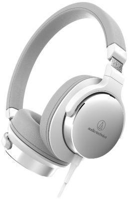 Casque Arceau Audio Technica ATH-SR5 blanc