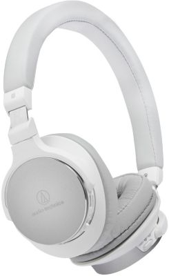 Casque Arceau Audio Technica ATH-SR5BT blanc