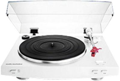 Platine TD AUDIO TECHNICA ATLP3 BLANC