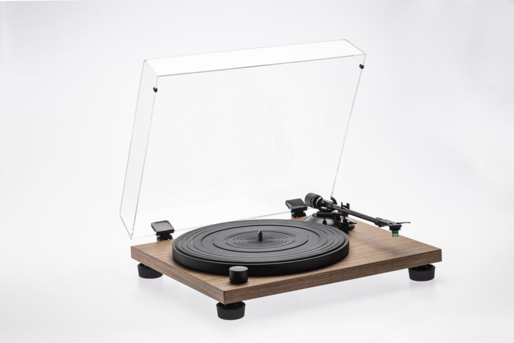 Platine vinyle design