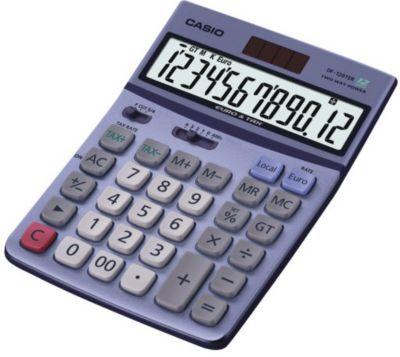 Calculatrice Standard casio df 120ter ii