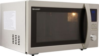 sharp r982stwe micro ondes boulanger. Black Bedroom Furniture Sets. Home Design Ideas