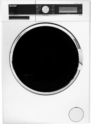 Lave linge séchant hublot Sharp ES-GDD 9144W0 Blanc