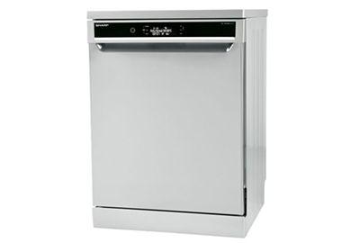 sharp qw gt43f393i lave vaisselle pose libre boulanger. Black Bedroom Furniture Sets. Home Design Ideas