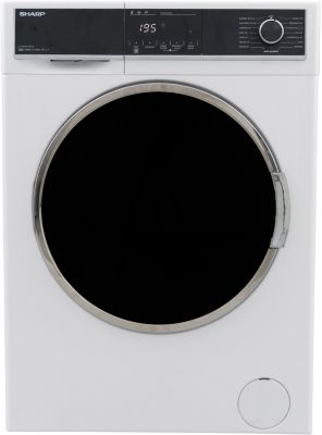 Lave linge hublot Sharp ES-HFH814QW3