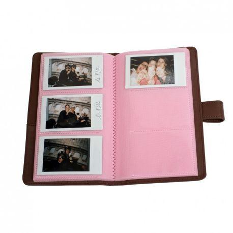 Album FUJIFILM Instax mini Brun