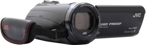 Camescope JVC GZ-RX610 noir