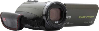 Caméscope JVC GZ-R435 Vert