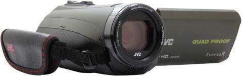 Camescope JVC GZ-R435 Vert