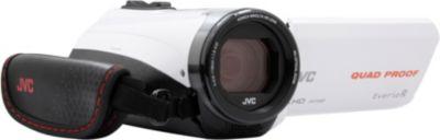 Caméscope JVC GZ-R435 Blanc