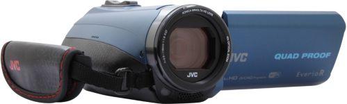 Camescope JVC GZ-RX645 Wifi Bleu
