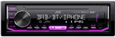 Autoradio CD JVC KD-X451DBT