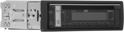 Autoradio CD JVC KDT801BT