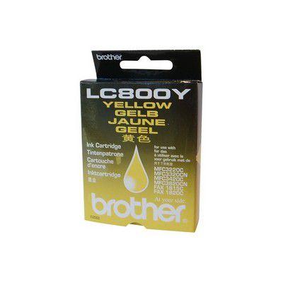 Couleur Brother LC800Y jaune pr 1820C