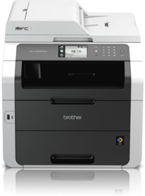 Imprimante laser couleur Brother MFC-9340CDW