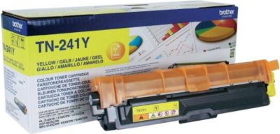 Toner Brother TN241 Jaune