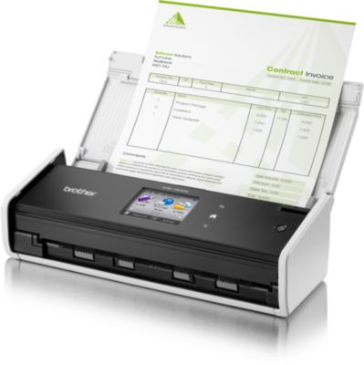 Scanner à défilement Brother ADS-1600W