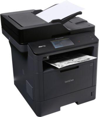 Imprimante Laser noir et blanc brother mfc-L5750dw