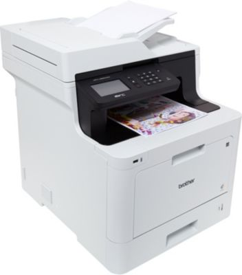 Imprimante laser couleur Brother MFC-L8690CDW