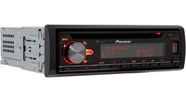 pioneer deh x5900bt autoradio boulanger. Black Bedroom Furniture Sets. Home Design Ideas