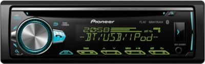 Autoradio CD Pioneer DEH-S5000BT CD USB iPod Bluetooth